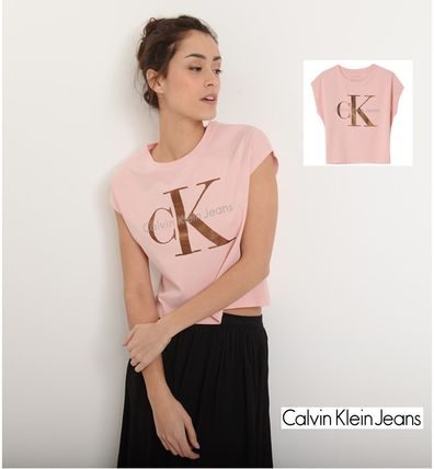 Short Cotton Short Sleeves Cropped