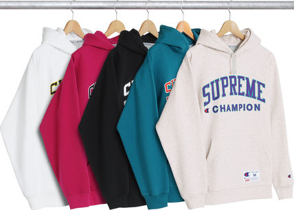 Champion Sweatshirt Hooded collaboration