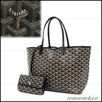 GOYARD Saint Louis Cambus Office Style Totes