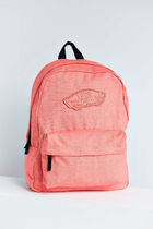 VANS Casual Style Canvas Street Style A4 Plain Backpacks