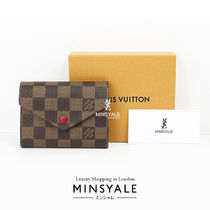 Louis Vuitton DAMIER Folding Wallets