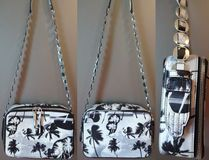 OPENING CEREMONY Tropical Patterns Blended Fabrics 2WAY Chain Leather