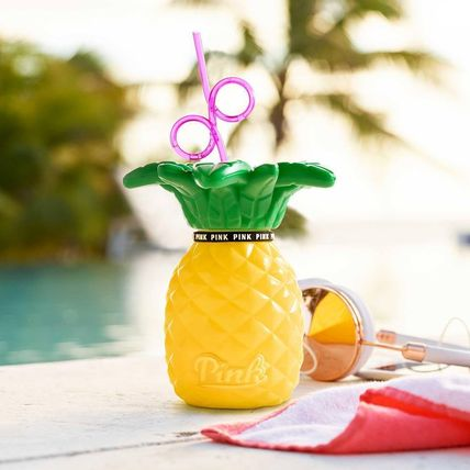 Victoria's Secret PINK cute pineapple Cup
