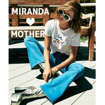 MOTHER Casual Style Denim Collaboration Skinny Jeans