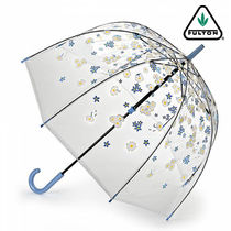 fulton Flower Patterns Casual Style Umbrellas & Rain Goods