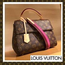 Louis Vuitton MONOGRAM Monogram Canvas 2WAY Elegant Style Handbags