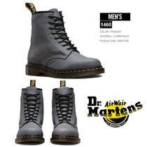 Dr Martens Plain Toe Mountain Boots Plain Outdoor Boots