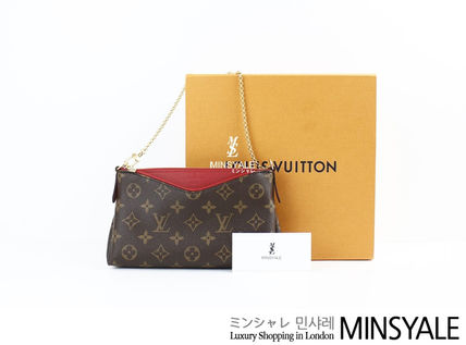 PALLAS CLUTCH Monogram [London department store new item]
