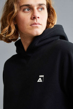 POLER Hoodies Street Style Long Sleeves Cotton Logos on the Sleeves 4