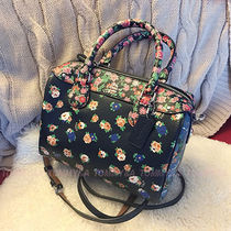 Coach Flower Patterns Casual Style 2WAY PVC Clothing Handbags