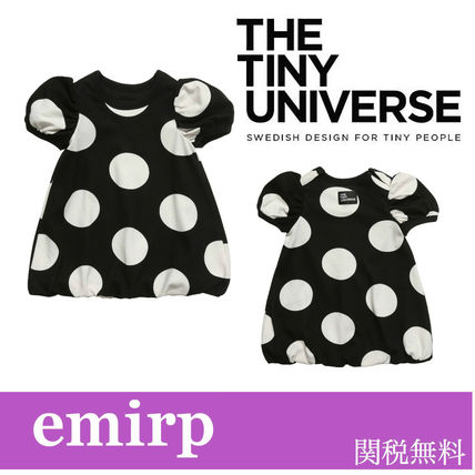 The Tiny Universe 2017 Ss Organic Cotton Baby Girl Dresses Rompers
