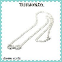 Tiffany & Co TIFFANY INFINITY Silver Necklaces & Pendants