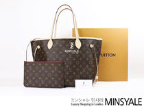 Louis Vuitton NEVERFULL NEVERFULL MM Cherry [London department store new item]