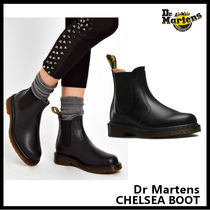 Dr Martens Street Style Leather Shoes