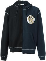 J W ANDERSON Pullovers Long Sleeves Cotton Hoodies