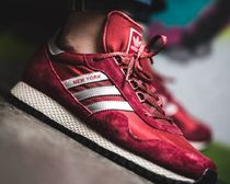 adidas Suede Street Style Sneakers