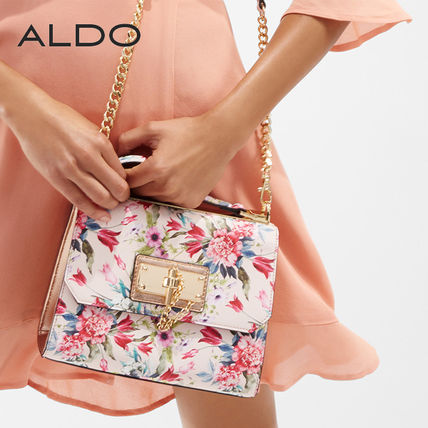 Floral Satchel / Shoulder Hand Bag - Kairede