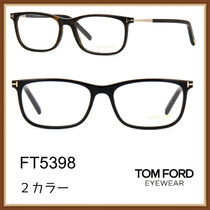 TOM FORD Square Optical Eyewear
