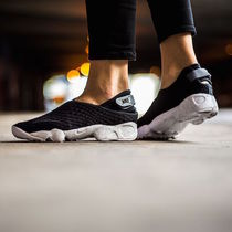 Nike AIR RIFT Open Toe Casual Style Street Style Plain Shower Shoes