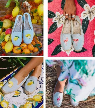 Casual Style Flats