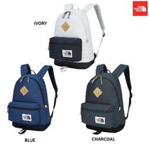 THE NORTH FACE Argile Faux Fur Street Style A4 2WAY Plain Backpacks