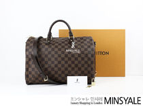 Louis Vuitton SPEEDY SPEEDY BANDOULIÈRE 35[London department store new item]