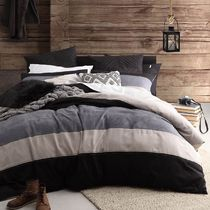 Logan & Mason Stripes Comforter Covers Duvet Covers