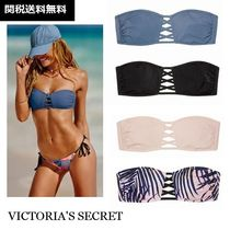 Victoria's secret PINK Tropical Patterns Plain Bikinis