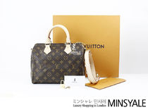 Louis Vuitton SPEEDY BANDOULIERE 25 [London department store new item]