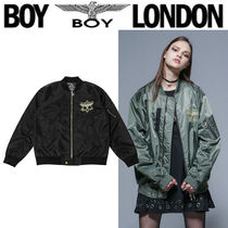 BOY LONDON Street Style Other Animal Patterns Medium MA-1