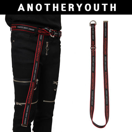 ANOTHERYOUTH Belts