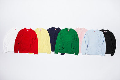 Supreme Sweatshirts Collaboration Sweatshirts 2