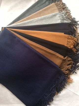Cashmere large format scarf