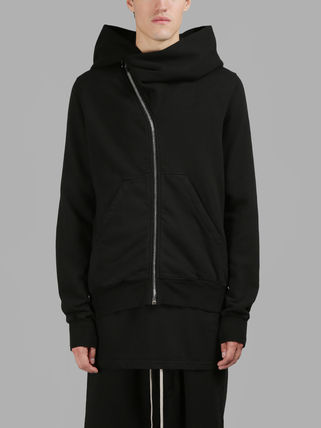 AW16 DRKSHDW mountain zip-up Hoodie MOUNTAIN day