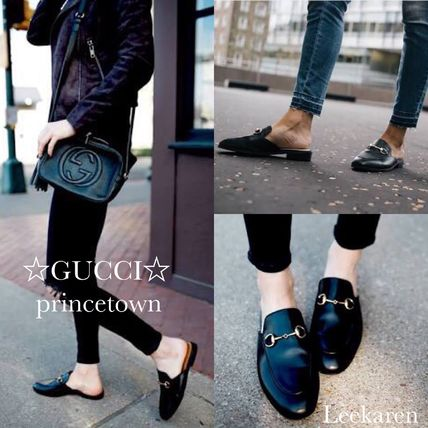 Prince Town Leather Slipper