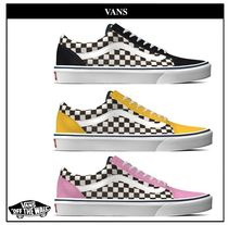 VANS OLD SKOOL Unisex Suede Sneakers