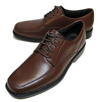BOSTONIAN Plain Leather U Tips Oxfords