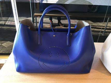 Leather Totes