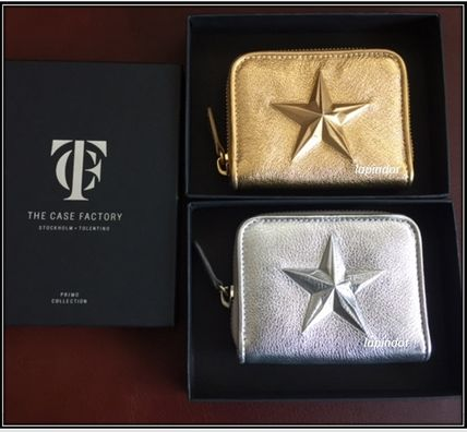 Star Leather Coin Purses