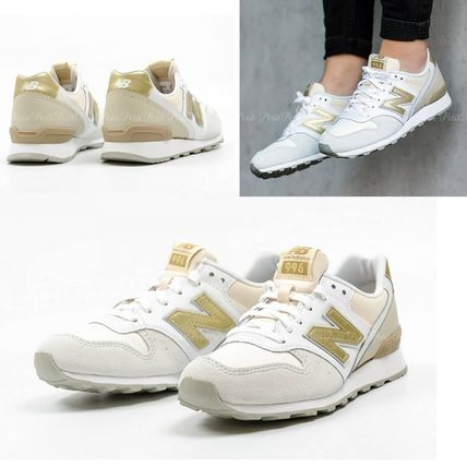 New Balance 996 Casual Style Low-Top Sneakers