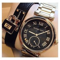 Michael Kors Casual Style Quartz Watches Analog Watches