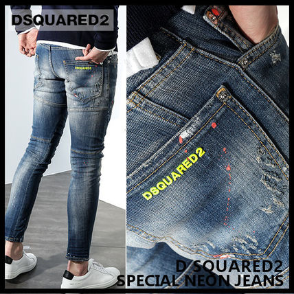 Dee Squared SPECIAL NEON JEANS 71 LB 0226