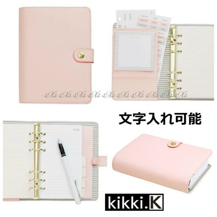 Kikki.K characters into the world one fine leather Notebook