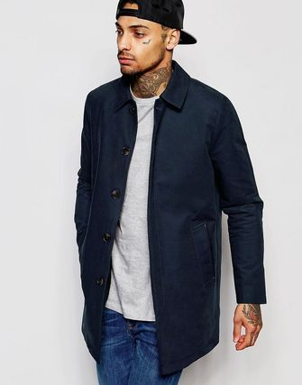 ASOS Short Street Style Chester Coats