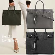 Saint Laurent SAC DE JOUR Calfskin 2WAY Handbags