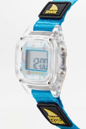 Freestyle Casual Style Street Style Square Divers Watches
