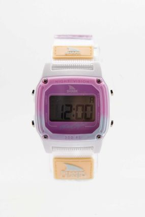 Casual Style Street Style Silicon Square Divers Watches