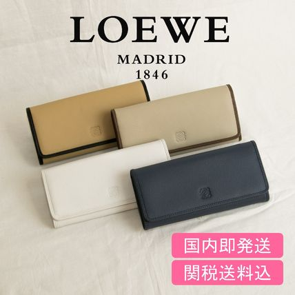 The finest leather use snap zip long wallet