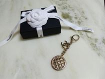 CHANEL Unisex Keychains & Bag Charms