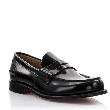 Church's 17SS Tunbridge loafer black
